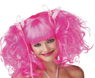 Wig Pink Rose Pixie
