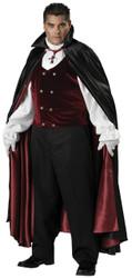Gothic Vampire Adult Xxxlrg