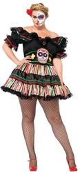 Day Of The Dead Doll Ad 1x 2x