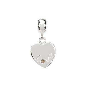 Kera Love Heart Bead