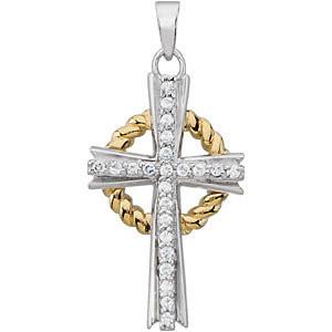 Grace Cross Pendant