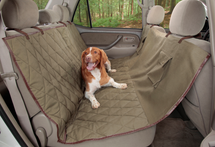 Deluxe Sta-Put Hammock Car Seat Cover