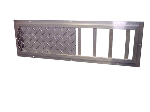 Aluminum Dog Box Side Vent is sold as a pair.