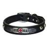"""""""Dog's Heal"""" Custom Made Dog Collar"""