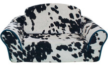 Cow Print Dog Sleeper Sofa