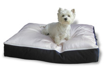 Blue PoochPad Waterproof Dog Bed
