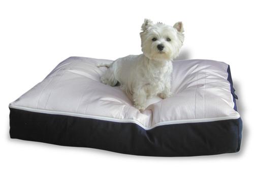 Blue PoochPad Waterproof Dog Bed