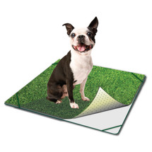 PoochPad Traveler Indoor Turf Dog Potty in Small