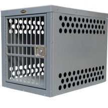 Zinger Deluxe Front Door Aluminum Dog Crate Kennel