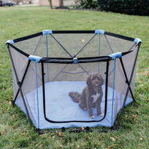 Gen7Pets Trailblazer Blue Portable Petyard