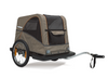 As a bicycle trailer