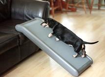Half Ramp II Dog Ramp - Indoor Use
