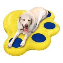 Large Fido Raft Dog Pool Float supports dogs up to 90 pounds