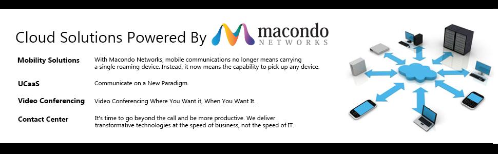 Macondo Cloud Services