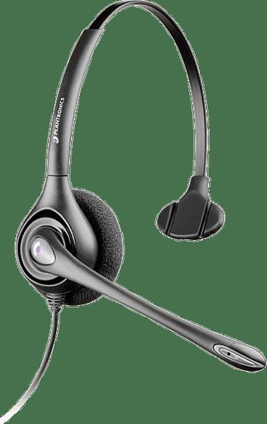 Plantronics H251h Hearing Aid Compatible Headset 87128 01 Macondo