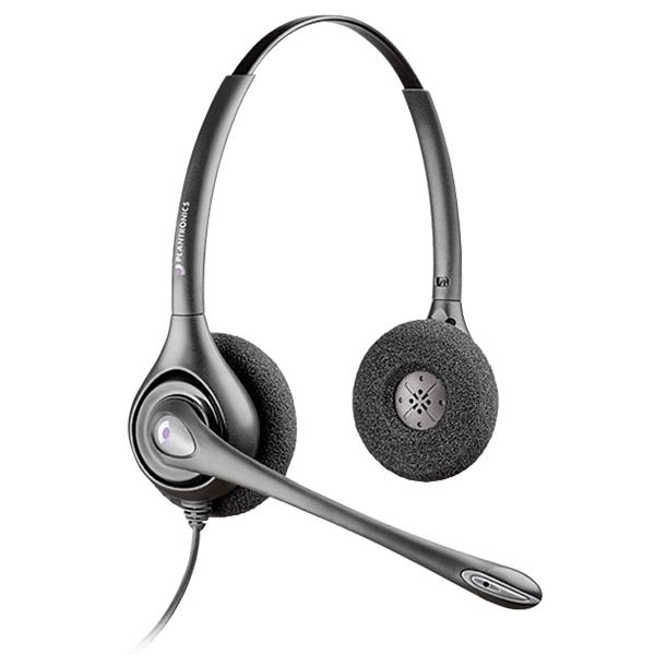 Plantronics H261h Hearing Aid Compatible Headset 87129 01 Macondo