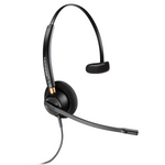 Plantronics HW510 EncorePro Over-the-Head Monaural NC Headset (89433-01)