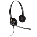 Plantronics HW520 EncorePro Over-the-Head Binaural NC Headset (89434-01)