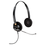 Poly HW520V EncorePro Over-the-Head Binaural Voice Tube Headset (89436-01)