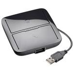 Plantronics MDA200 PC / Desk Phone Adapter for USB Headsets (83757-01)