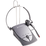 Poly S12 Telephone Headset System with Firefly Headset (65145-01)