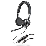 Plantronics Blackwire C725 Over-the-Head Binaural USB Headset (202580-01)