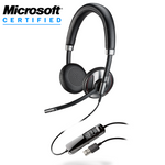 Plantronics Blackwire C725-M Over-the-Head Binaural USB Headset (202581-01)