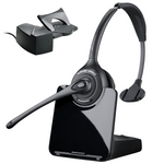 Plantronics CS510 Wireless Headset with HL10 Handset Lifter, DECT 6.0 (84691-11)
