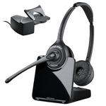 Poly CS520 Wireless Headset with HL10 Handset Lifter, DECT 6.0 (84692-11)
