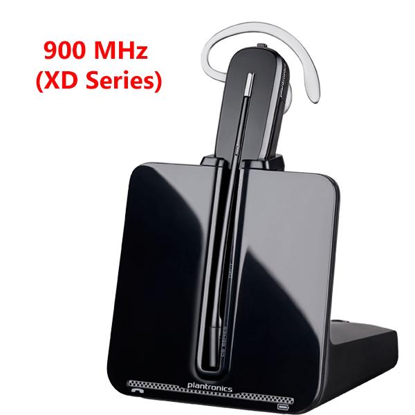 Plantronics CS545 XD Wireless Convertible Headset 88909 01 At Macondo