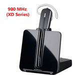 Poly CS545-XD Wireless Convertible 3-in-1 Headset with Unlimited Talk Time, 900MHz (88909-01)