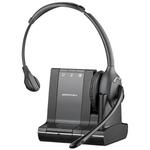 Plantronics Savi W710 Wireless Over-the-Head Monaural Headset, DECT 6.0 (83545-01)