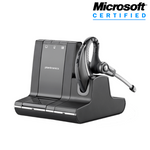 Plantronics Savi W730-M Wireless Over-the-Ear USB Headset, DECT 6.0 (84002-11)
