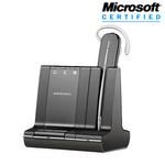 Plantronics Savi W740-M Wireless Convertible 3-in-1 USB Headset, DECT 6.0 (84001-01)