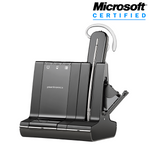 Plantronics Savi W745-M Wireless Convertible 3-in-1 USB Headset with Unlimited Talk Time, DECT 6.0 (86507-21)