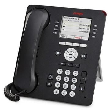 Avaya 9611G IP Gigabit Phone with Color Display - Global Icon Version
