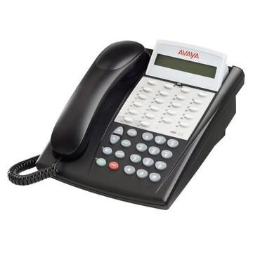 Avaya Partner 18D Series 2 Phone - Black