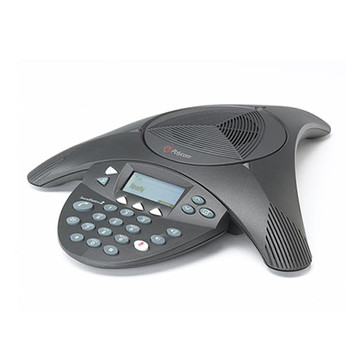 Poly Soundstation2 Non-Expandable Conference Phone with Display