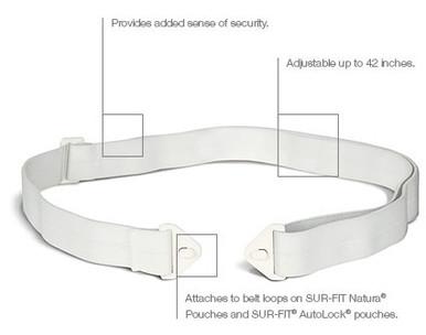 175507 ConvaTec Ostomy Appliance Belt