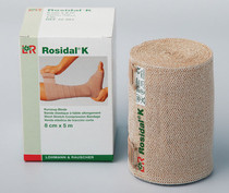 Rosidal® K Short Stretch Bandage 4 inches x 5.5 yards
