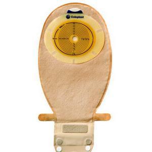 15821 SenSura® 1-Piece Flat MAXI Drainable Pouch