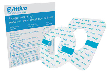 Attiva Flange Seal Rings, Size Small