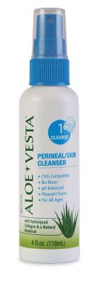 Aloe Vesta Perineal Skin Cleanser 4 ounce