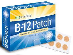 Vitamin B-12 Dermal Patches (1,000 mcg)