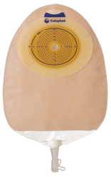 11809 SenSura Xpro Flat MAXI 1-Piece Urostomy Pouch