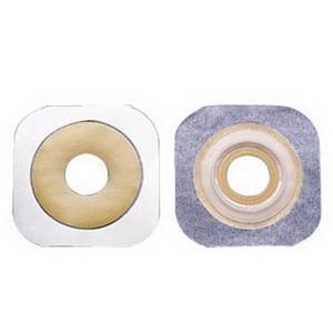 "3742 Hollister CenterPointLock™ 1"" Pre-Cut Flat FlexWear® Skin Barrier, 1-1/2"" Flange"