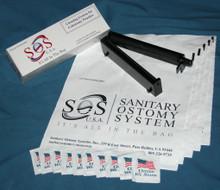 Sanitary Ostomy System (Starter Kit)