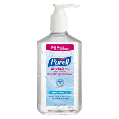 PURELL® Advanced Hand Sanitizer Gel 12 fl oz