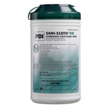 Sani-Cloth® HB Germicidal Disposable Wipe XL (65/canister)