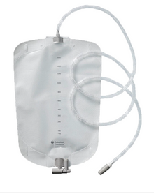 21356 Coloplast Conveen® Bedside Night Bag 2 Liter, Large, Sterile
